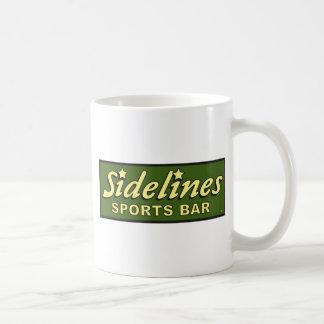 sidelines sports bar extract movie mike judge basic white mug