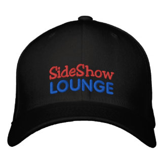 SideShow LOUNGE Cap Embroidered Hat