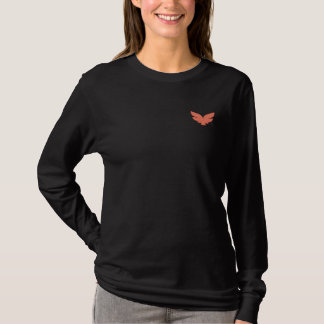 Sidhe Ladies Embroidered Long Sleeve Shirt