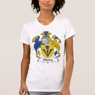 Sidney Family Crest T-Shirt