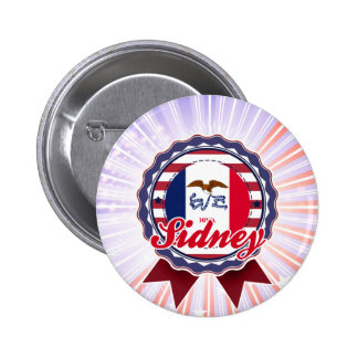 Sidney IA Buttons
