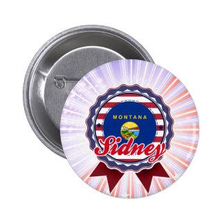 Sidney MT Pin