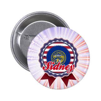 Sidney NE Button