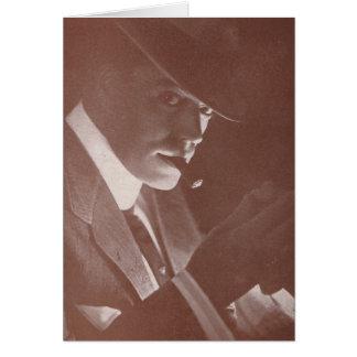Sidney Olcott 1912 Greeting Card