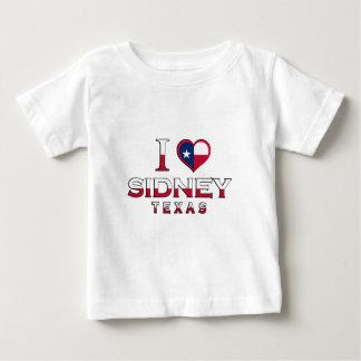 Sidney, Texas Baby T-Shirt