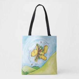 Sidney's Flight Tote bag