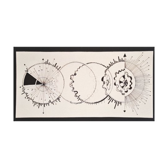 SieCel Abstract Art Mind Art Therapy Collection Canvas
