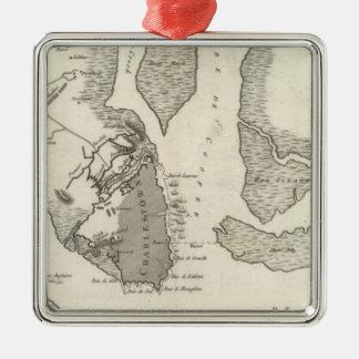 Siege of Charleston Christmas Ornament