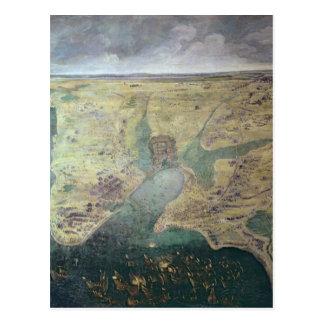 Siege of La Rochelle Postcard