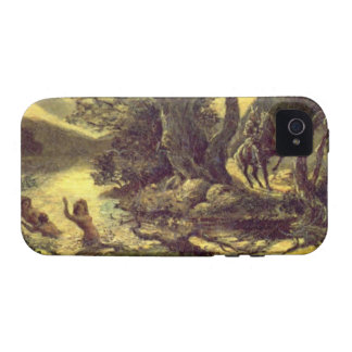 Siegfried And The Rhine Maidens Vibe iPhone 4 Cover