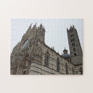 Siena Cathedral Jigsaw Puzzle