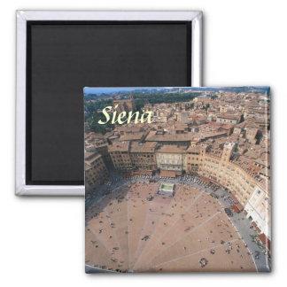 Siena Italy magnet