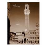 Siena Post Card