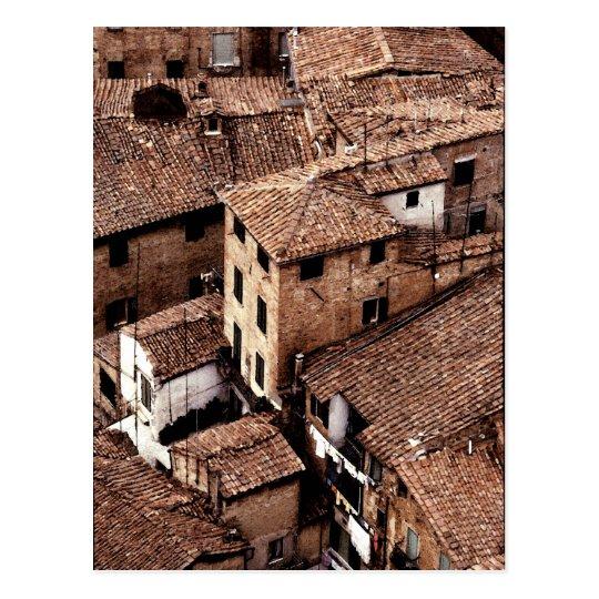 Siena Watercolor | Postcards