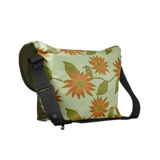 Sienna Floral Messenger Bag