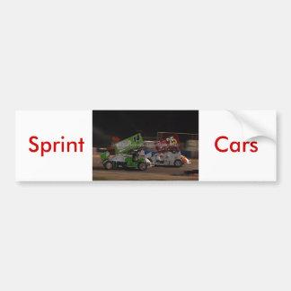 sierra brandon, Sprint, Cars Bumper Sticker
