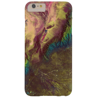 Sierra de Velasco Satellite Image Barely There iPhone 6 Plus Case