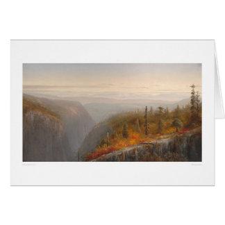 Sierra Landscape (1322) Card