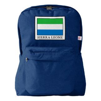 Sierra Leone Backpack