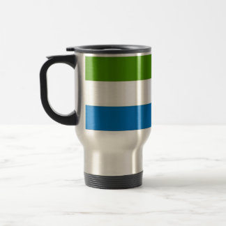 Sierra Leone Travel Mug