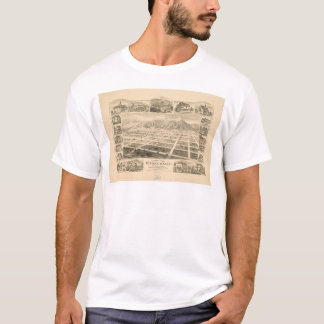Sierra Madre, California (1617A) T-Shirt