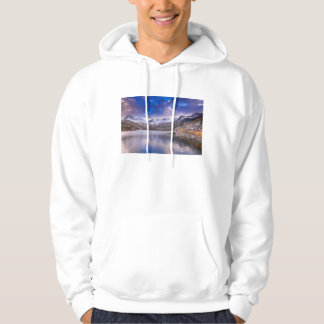 Sierra Nevada Mountains, Autumn, CA Hoodie