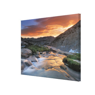 Sierra Wave over Yosemite Canvas Print