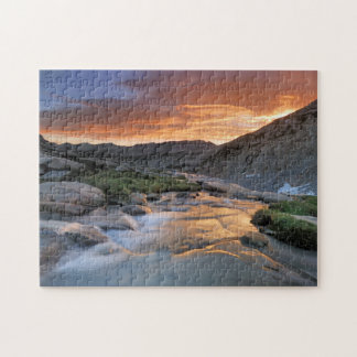 Sierra Wave over Yosemite Jigsaw Puzzle