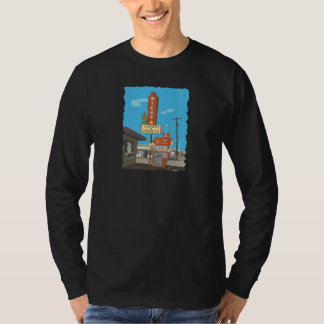 Siesta Apartments on Route 66 T-Shirt