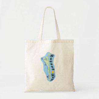 Siesta Key. Budget Tote Bag