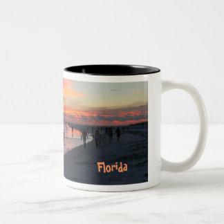 Siesta Key, Florida Coffee Mugs