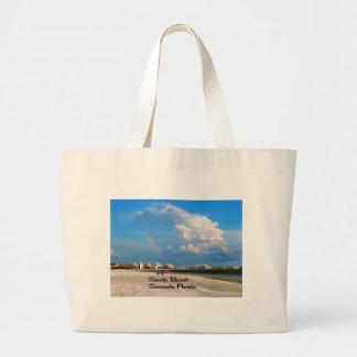 Siesta Key Jumbo Tote Bag