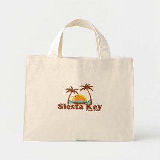 Siesta Key. Mini Tote Bag
