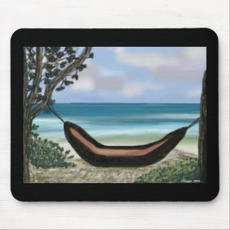 Siesta Time Mouse Mat