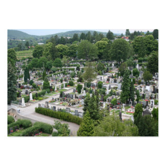 Sieveringer Friedhof Pack Of Chubby Business Cards