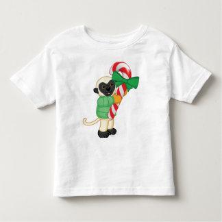 Sifaka Lemur Toddler T-Shirt