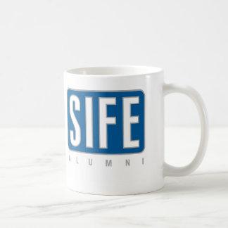 SIFE Alumni Basic White Mug