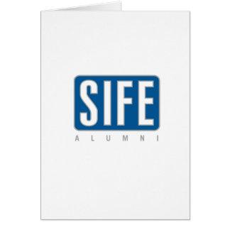 SIFE Alumni Greeting Card