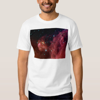 sig07-006 Red dust sky cloud T Shirt