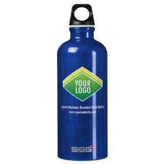 SIGG Blue Travel Water Bottle .6L with Custom Logo SIGG Traveller 0.6L Water Bottle