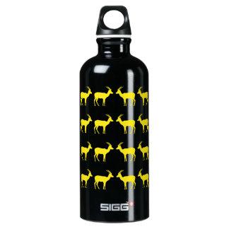 SIGG water bottle wild buck design SIGG Traveller 0.6L Water Bottle