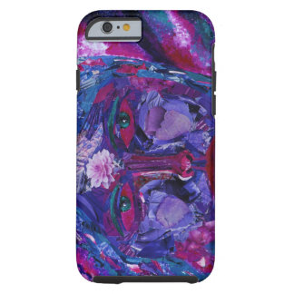 Sight – Magenta & Violet Inner Vision Tough iPhone 6 Case