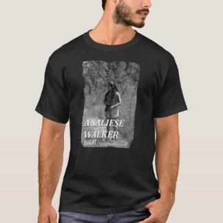 Sight Series | Analiese Walker Silver Portrait T-Shirt