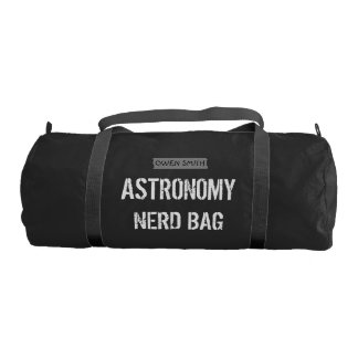 Sight Series | Owen's Astronomy Duffle Gym Bag