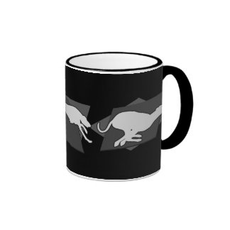 Sighthounds in Motion Coffee Mug
