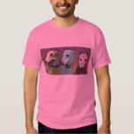 """Sightseers""  T-shirt"