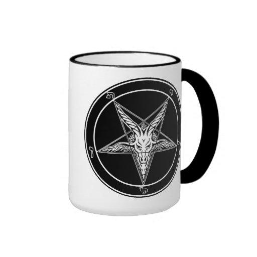 Sigil of Baphomet mug