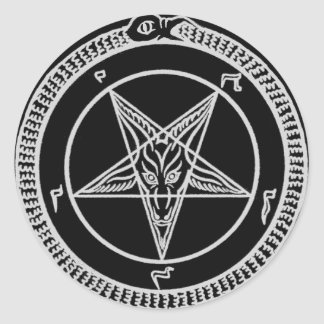 Sigil of Baphomet sticker