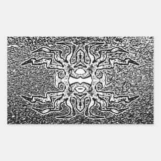 Sigil Rectangle Sticker