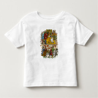 Sigismund at the Council of Constance Toddler T-Shirt